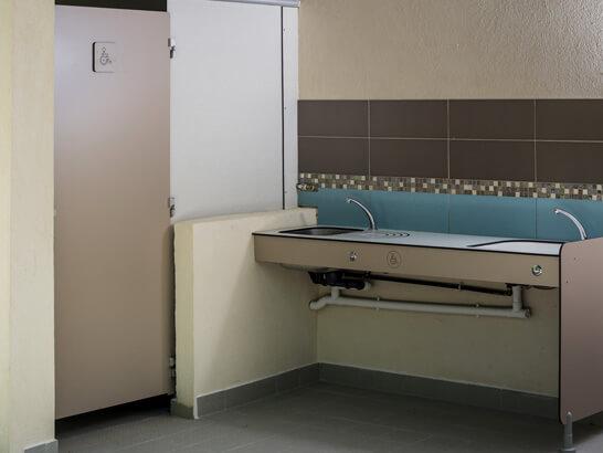Rénovation sanitaire pour l'hôtellerie de plein air