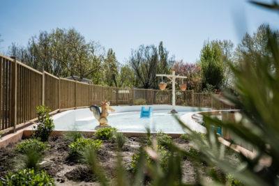 Aménagement et construction parc aquatique