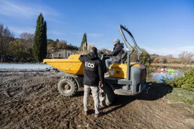 PAEC construction rénovation sanitaire HPA