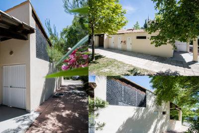 Construction et rénovation sanitaire aménagement extérieur sanitaire pour HPA camping – Plein air ECO concept