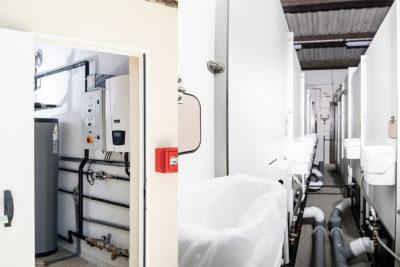 Construction et rénovation sanitaire aménagement technique sanitaire pour HPA camping – Plein air ECO concept