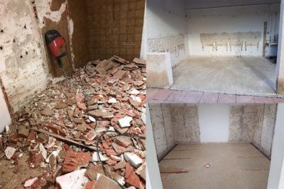 Construction sanitaire et rénovation pour HPA camping - Plein air ECO concept