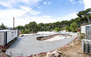 Construction parc aquatique HPA - PAEC
