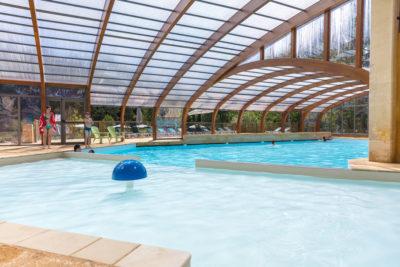 Construction aménagement bois pou parc aquatique HPA Camping - Plein Air ECO Concept