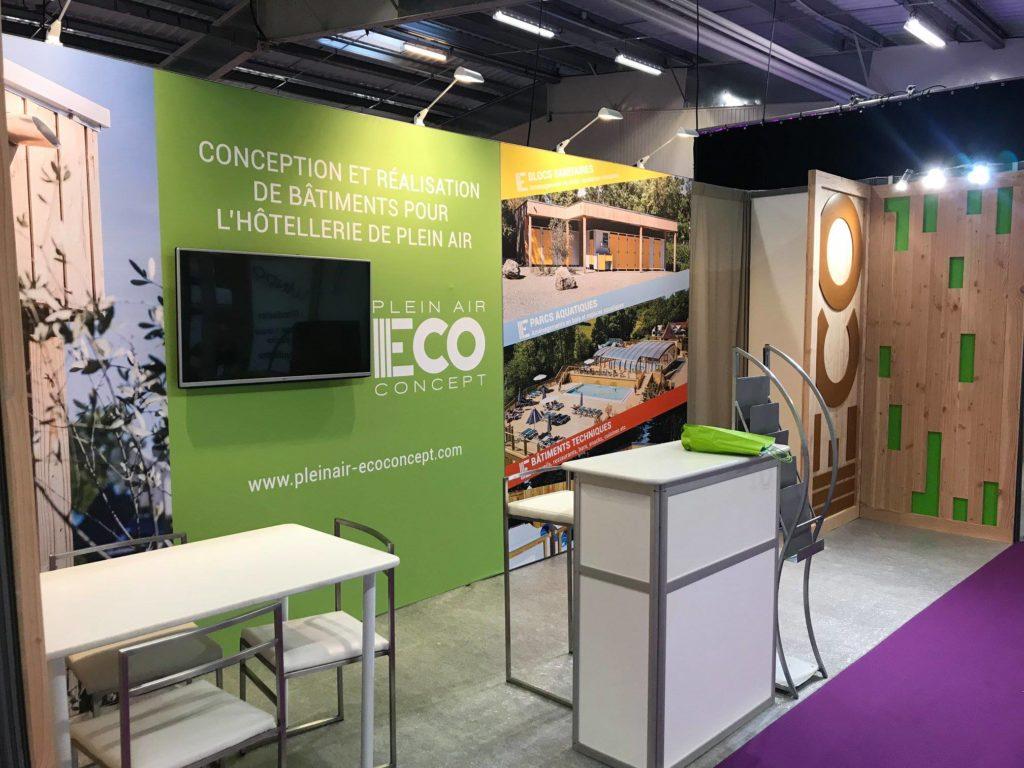 Plein Air ECO Concept - stand du SETT 2018